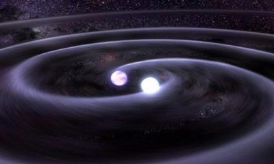 sudar crnih rupa gravitacijski valovi