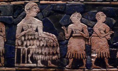 opijanje na sumerski nacin
