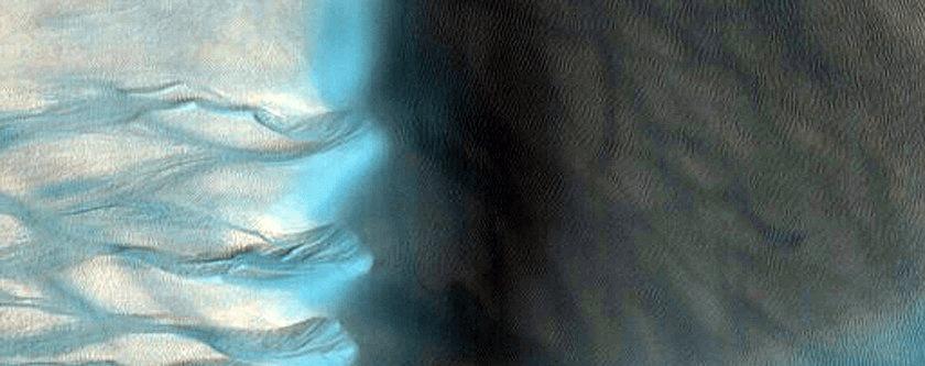Pogled na uistinu divovsku dinu (FOTO: NASA/JPL/University of Arizona)