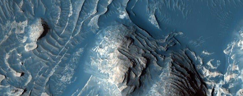 Potencijalna lokacija za slijetanje NASA-inog rovera Mars 2020, pogonjenog na nuklearni pogon (FOTO: NASA/JPL/University of Arizona)