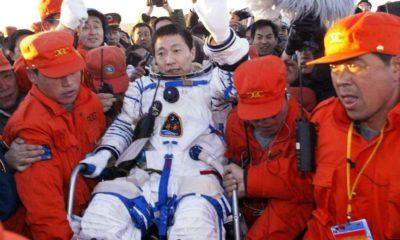 Yang Liwei, China's first astronaut