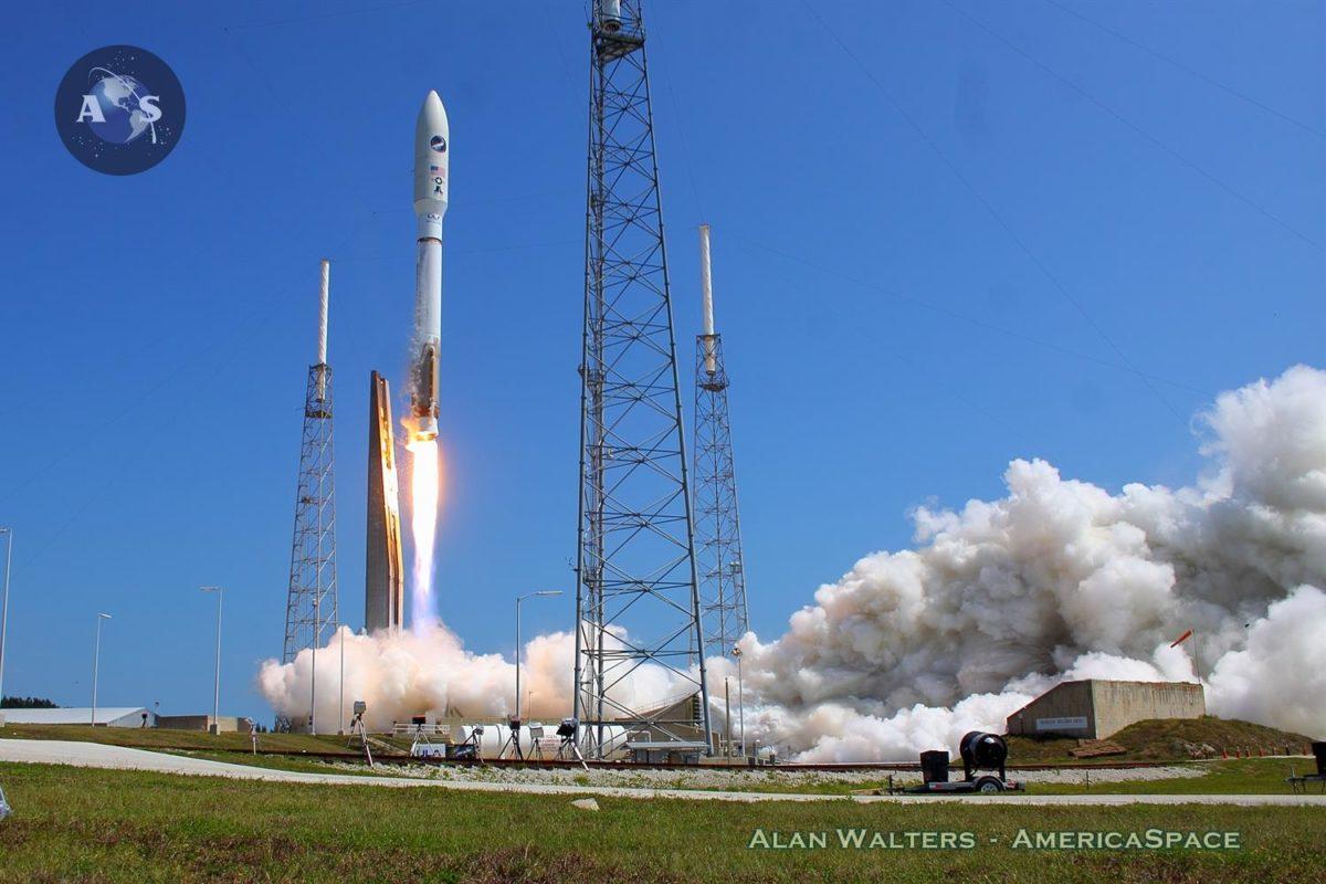 Raketa-nosač za X-37B je Atlas V (Foto: America Space)