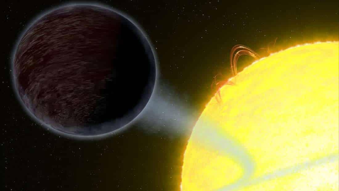 nasa otkrila bizarni planet koji jede svjetlost