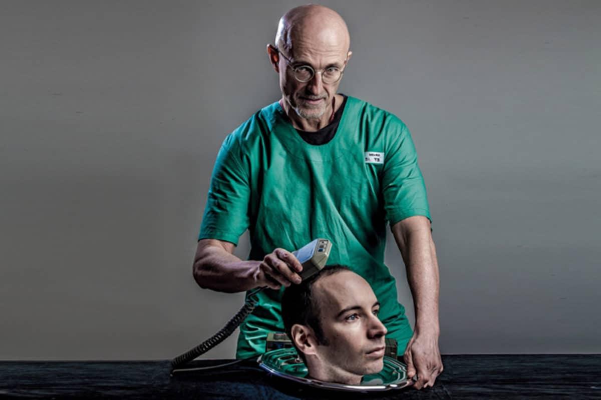 obavljena je prva operacija presadivanja glave na covjeku no postoji kvaka