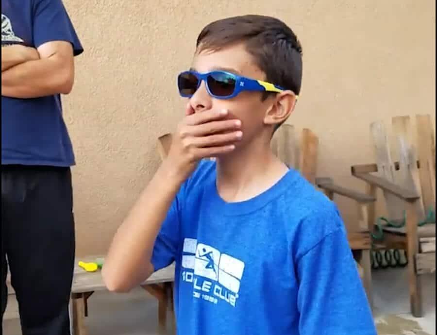 video otac kupio sinu naocale za daltoniste reakcija djecaka je dirljiva