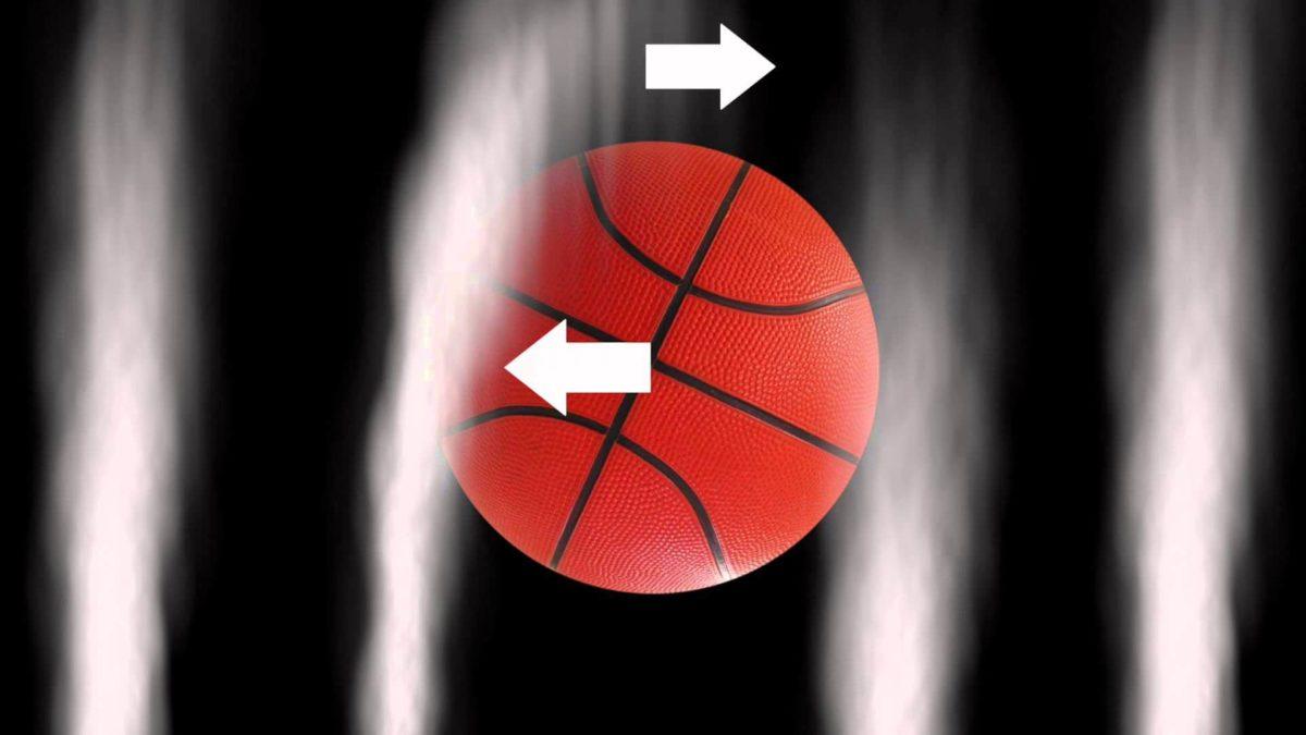 video ako rotirajucu loptu bacite s velike visine evo sto ce se dogoditi